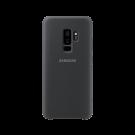 Capac Protectie Spate Samsung Din Silicon Pentru Samsung Galaxy S9 Plus - Negru
