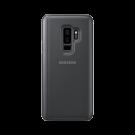 Book Clear View Standing Cover Samsung Pentru Samsung Galaxy S9 Plus - Negru