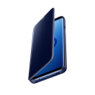 Book Clear View Standing Cover Samsung Pentru Samsung Galaxy S9 Plus - Albastru