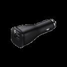 Incarcator Auto Samsung 2A Cablu Detasabil Micro Usb - Negru