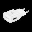 Incarcator Retea Samsung 2A Cablu Detasabil Type C - Alb