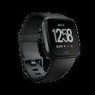 Smartwatch Fitness Fitbit Versa (Nfc) - Negru