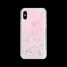Capac Protectie Spate Switcheasy Pentru iPhone Xs/iPhone X Colectia Starfield - Roz