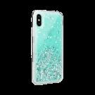 Capac Protectie Spate Switcheasy Pentru iPhone Xs/iPhone X Colectia Starfield - Verde