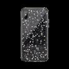 Capac Protectie Spate Switcheasy Pentru iPhone Xs Max Colectia Starfield - Negru