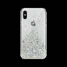 Capac Protectie Spate Switcheasy Pentru iPhone Xs Max Colectia Starfield - Transparent