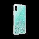 Capac Protectie Spate Switcheasy Pentru iPhone Xs Max Colectia Starfield - Verde
