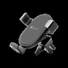 Suport Auto Cu Incarcare Wireless Cellara 5V/1A Max 10W - Negru