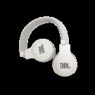 Casti Audio On-Ear Bluetooth Jbl E45 - Alb