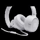 Casti Audio On-Ear Bluetooth Jbl T500 - Alb