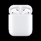 Casti Audio Apple Airpods Generatia 2 Cu Incarcare Wireless - Alb