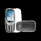 Capac Protectie Spate Mobiama Tpu Pentru Nokia 3310 - Transparent