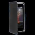 Book Mobiama Pentru Nokia 1 - Negru