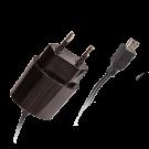 Incarcator Retea 1A Mobiama Micro Usb Cablu 1.2M - Negru