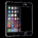 Folie Protectie Ecran Sticla 2.5 Mobiama Pentru iPhone 6/6S - Negru