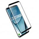 Folie Protectie Ecran Sticla 3D Full Cover Cellara Pentru Samsung Galaxy S8 Plus - Negru
