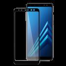 Folie Protectie Ecran Sticla 2.5 Mobiama Pentru Samsung Galaxy A8 - Negru