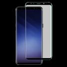 Folie Protectie Ecran Sticla 3D Cellara Pentru Samsung Galaxy S9 - Negru