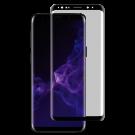 Folie Protectie Ecran Sticla 3D Full Cover Cellara Pentru Samsung Galaxy S9 Plus - Negru