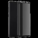 Folie Protectie Ecran Sticla 3D Privacy Cellara Pentru Samsung Galaxy S9 Plus - Negru