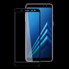 Folie Protectie Ecran Sticla 2.5 Mobiama Pentru Samsung Galaxy A6 2018 - Negru