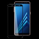 Folie Protectie Ecran Sticla 2.5 Mobiama Pentru Samsung Galaxy A6 Plus 2018 - Negru