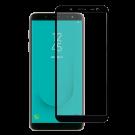 Folie Protectie Ecran Sticla 2.5 Mobiama Pentru Samsung Galaxy J6 2018 - Negru