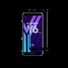 Folie Protectie Ecran Sticla 2.5 Mobiama Pentru Huawei Y6 2018 - Negru