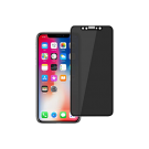 Folie Protectie Ecran Sticla 3D Privacy Cellara Pentru iPhone Xs Max - Negru