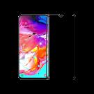 Folie Protectie Ecran Sticla 2.5 Mobiama Pentru Samsung Galaxy A70 - Negru