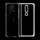 Folie Protectie Ecran Sticla 2.5 Mobiama Pentru Nokia 5.1 Plus - Negru